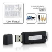 Diktofons USB Flash, 2in 1, 4GB