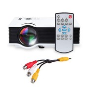 Led video projektors HD ar wifi, usb, hdmi
