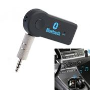 Bluetooth aux adapteris automašīnai, transmiteris - modulators
