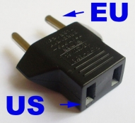 Adapteris US uz EU